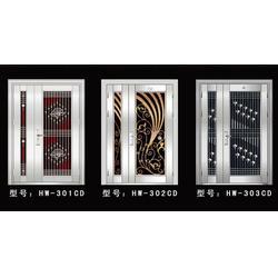 不锈钢门生产厂家 |宁都县不锈钢门|华威不锈钢(查看)图片