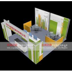 36平方展台设计搭建 展览布置搭建制作 展览效果图 展会会场布置图片