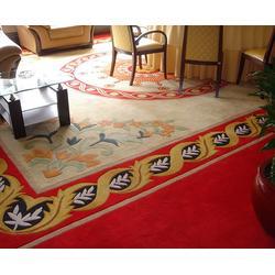 手工地毯厂家|铜陵手工地毯|安徽东升(图)图片