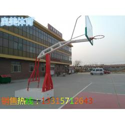 地埋式标准篮球架篮球架厂家全国销售图片