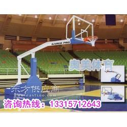 篮球架安装_儿童篮球架直销图片