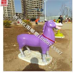 大兴安岭玻璃钢雕塑_汉图雕塑哈尔滨_儿童乐园玻璃钢雕塑图片