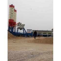 郑州搅拌站-2HZS120混凝土搅拌站-力帆机械价格