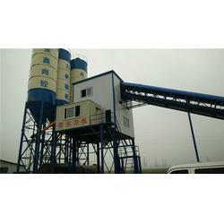 力帆机械 2HZS120混凝土搅拌站厂家-济宁搅拌站图片