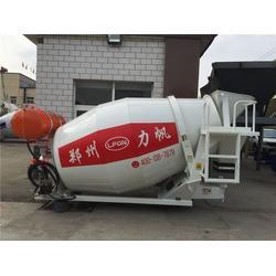 3方混凝土搅拌运输车-力帆机械-混凝土搅拌运输车图片