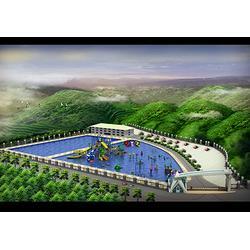 儿童游泳池设计-雨乐环保-吴江游泳池设计图片
