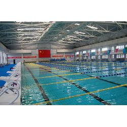 专业游泳池设计_随州游泳池_雨乐环保游泳馆建造图片
