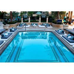 黄山游泳池、游泳池过滤设备厂家、雨乐环保(优质商家)图片