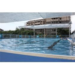 游泳池雨水收集_安陆游泳池_雨乐环保图片