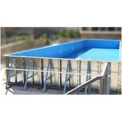 出售拆装式游泳池,镇江拆装式游泳池,雨乐环保图片
