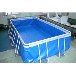 太仓游泳池,支架式游泳池,雨乐环保(优质商家)图片