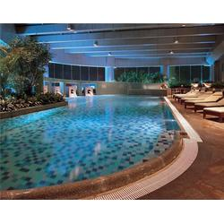 雨乐环保游泳池建造 支架游泳池-九江游泳池图片