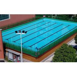 游泳加热设备-南康游泳池-雨乐环保(查看)图片