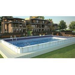 雨乐环保(图)、游泳池报价、江西游泳池图片