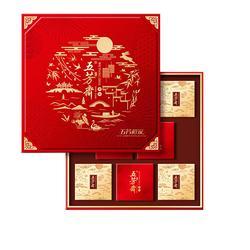 喜之丰粮油商贸(图)|郑州五芳斋月饼总代理|五芳斋月饼图片