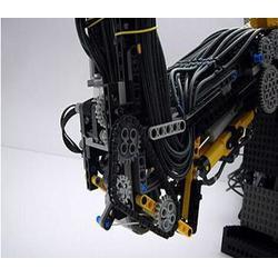 机械手耐弯折电缆-耐弯折电缆-成佳电缆图片