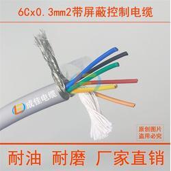 屏蔽trvv拖链电缆,屏蔽trvv拖链电缆厂家,成佳电缆图片
