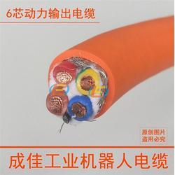 tpe机器人电缆标准,tpe机器人电缆,成佳电缆图片