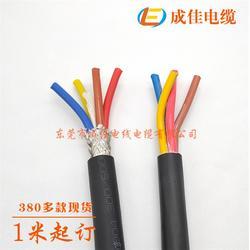 高柔多芯电缆厂家-苏州电缆-成佳电缆高精密图片
