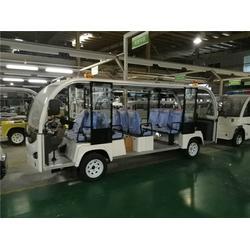 厦门朗迈电动车(图)-双头观光车工厂-双头观光车图片