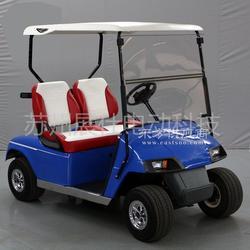 四轮两座电动高尔夫球车 老人休闲代步车 景区观光车图片