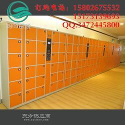 学校更衣存包柜12门商场存包柜_百盛家具图片