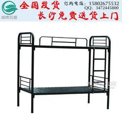 铁架床寝室铁架床厂家职工铁架床供应商_百盛家具图片