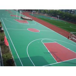 硅pu球场,室内硅pu球场,天津奥健体育用品厂(优质商家)图片