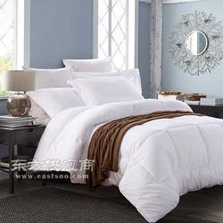 酒店床品套件生产|华实织业|酒店布草图片