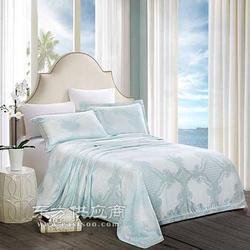 夏汐床上用品套件|华实织业|四件套图片