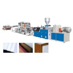 复合板材机器,板材机器,坤宇中德塑机(查看)图片