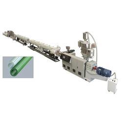 保温管生产线设备,坤宇中德塑机(在线咨询),保温管生产线图片