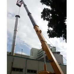 吊车出租,众鸿公司16年吊装经验,广州天河吊车出租公司图片