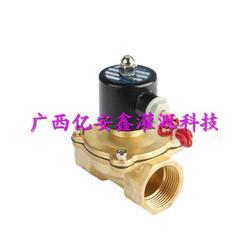 河源水用电磁阀_亿安鑫节水灌溉(在线咨询)_塑料水用电磁阀图片