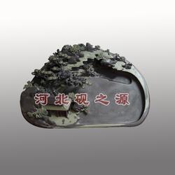 紫袍玉带石砚-河北紫袍玉带石-砚之源雕刻厂图片