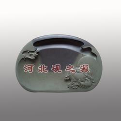 紫袍玉带石笔筒|砚之源|青海紫袍玉带石图片