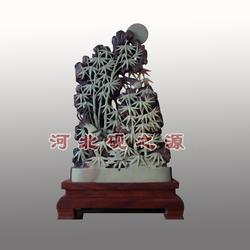 紫袍玉带石厂家_砚之源(在线咨询)_北京紫袍玉带石图片