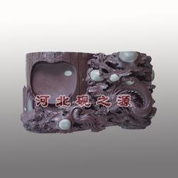 紫袍玉带石砚台|衡水砚台|砚之源(查看)图片