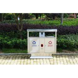 永顺县不锈钢果皮箱、绿恩环保、不锈钢果皮箱哪里买图片