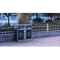 新郑市户外垃圾桶,绿恩环保,户外垃圾桶厂家图片