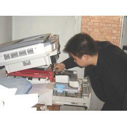 步行街复印机维修,重庆汉普办公,专业复印机维修图片