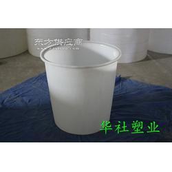 灵宝100L圆形塑料水桶图片