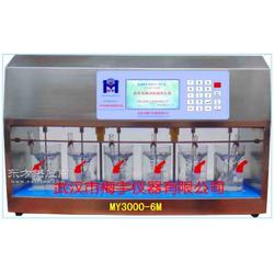 产销混凝实验搅拌仪_絮凝加药搅拌器_水处理混凝试验搅拌机图片