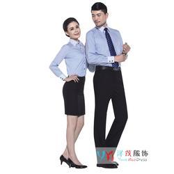 安徽职业装-安徽洋茂职业装厂家-商务职业装定做图片
