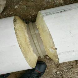 聚氨酯保温管多少钱一米_木兰县保温管_程通保温管(查看)图片