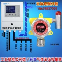 壁挂式丁烷探测报警器,壁挂式丁烷探测报警器厂家图片