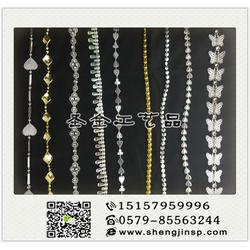 电镀连线珠厂商、圣金工艺品放心企业、电镀连线珠图片