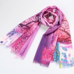 新昌外贸披肩生产地_龙翔纺织(在线咨询)_外贸披肩生产地图片