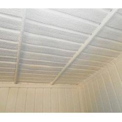 泰州无机纤维喷涂|宏源防水|无机纤维喷涂保温图片