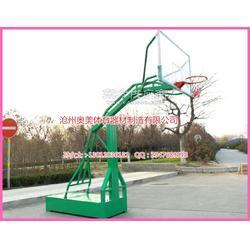 透明篮板安装图,高档篮球架生产厂家图片